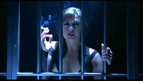 Chicago the Movie wallpaper possibly containing a holding cell titled Velma Kelly