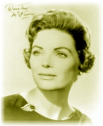 Vintage Dorothy McGuire foto