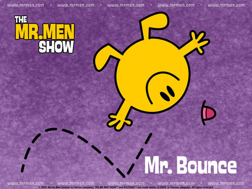 Watch Mr. Men vidéos on Youtube
