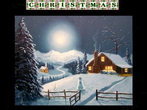 White 圣诞节 (2008)