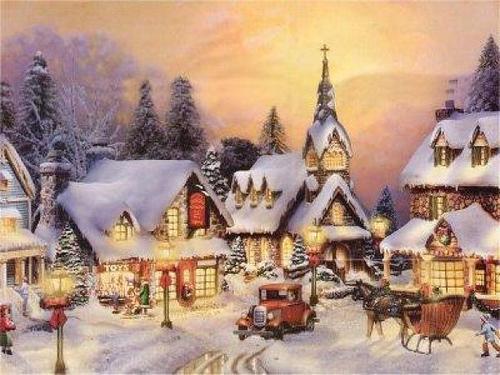 White 크리스마스