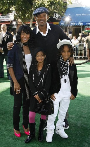 Will at the Madagascar 2 premiere