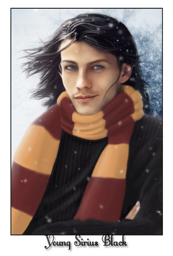Young Sirius - sirius-black Fan Art
