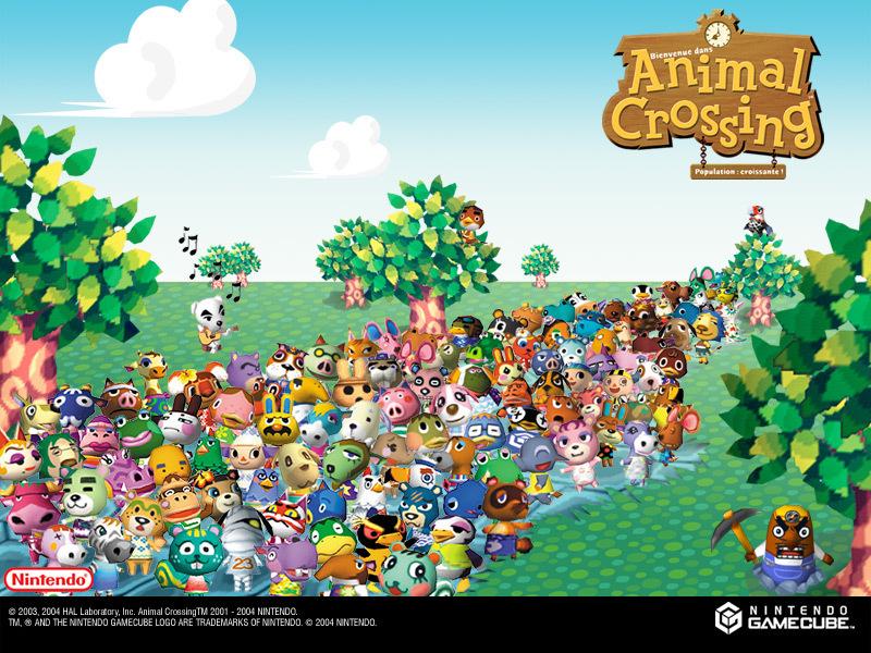 Official Animal Crossing Wallpaper - animal-crossing wallpaper