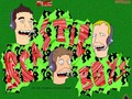 beastie boys - futurama wallpaper