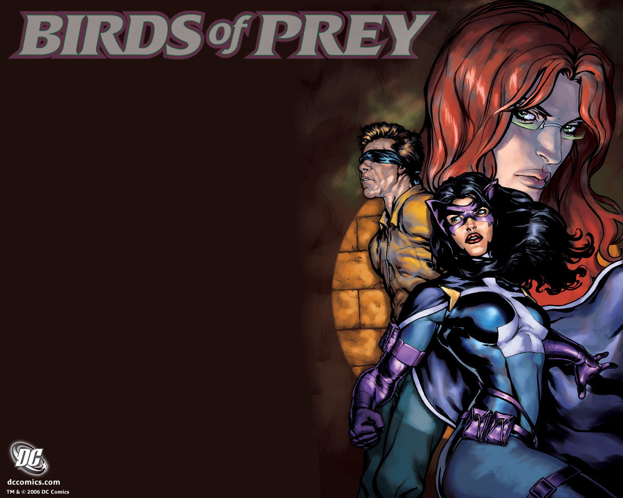 Comics Birds Of Prey Fan Art 2961278 Fanpop