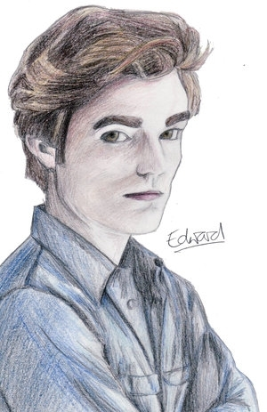drawing of edward
