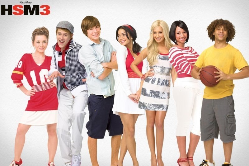 disney high school musical 3 - group picture, image by tag ...