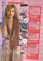 indiana evans in magazine
