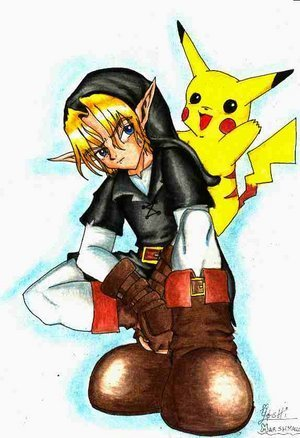link and pikachu!:)