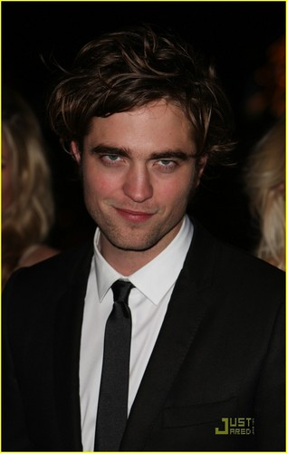 लंडन premiere of twilight