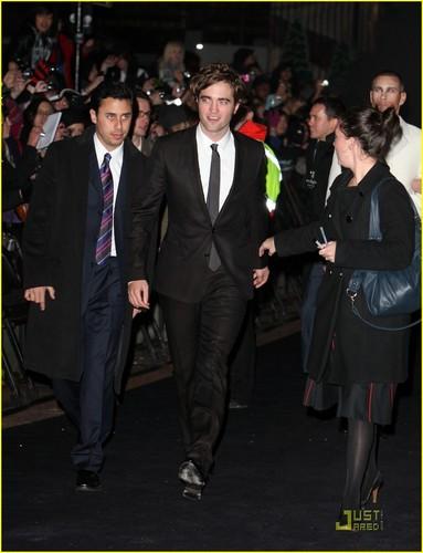 london premiere of twilight