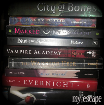 my favorito books
