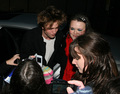 out w/ fans - twilight-series photo