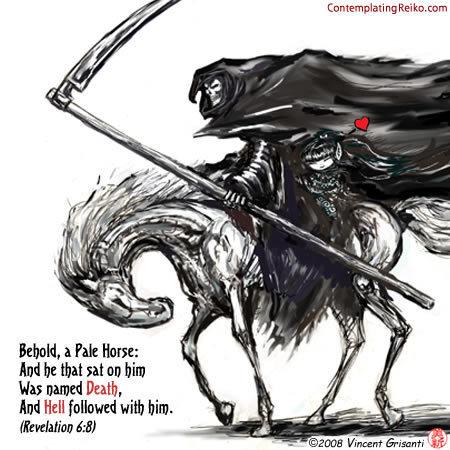 reiko & death