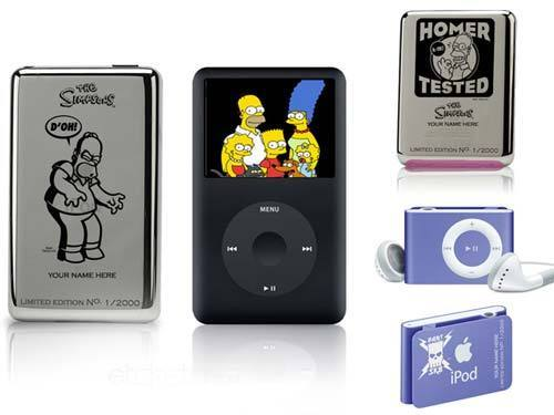 simpsons ipod