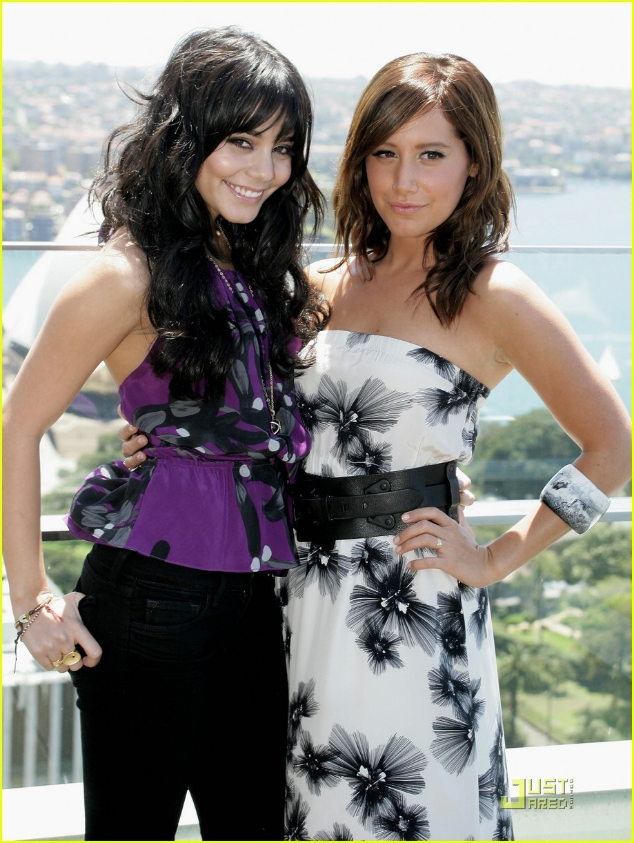 Speaking, try vanessa hudgens and ashley congratulate, you