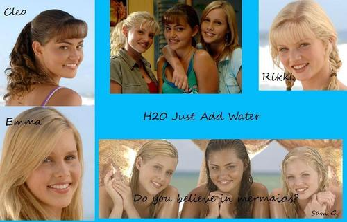 the BFF's of H2O