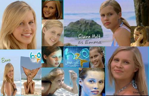 the meny faces of Emma
