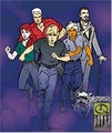 the real adventures of jonny quest - hanna-barbera photo