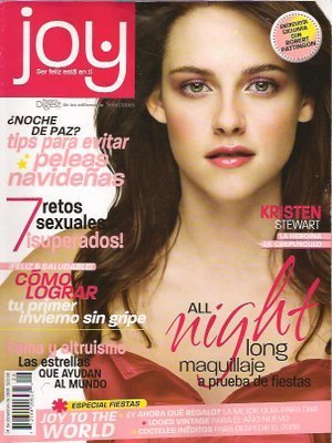 twilight in a mexican magazine