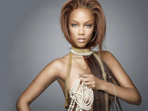 tyra top - tyra-banks Wallpaper
