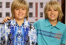 The Suite Life of Zack & Cody দেওয়ালপত্র possibly with a portrait titled zack and cody