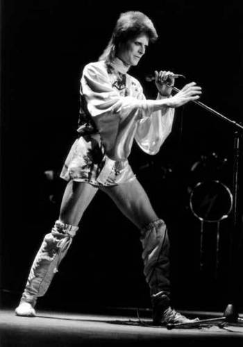 Ziggy Stardust wallpaper entitled ziggy in concert