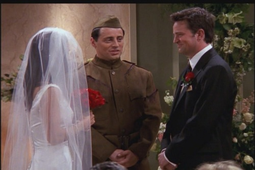 7.23 - TOW Monica and Chandler's wedding - chandler-bing Screencap