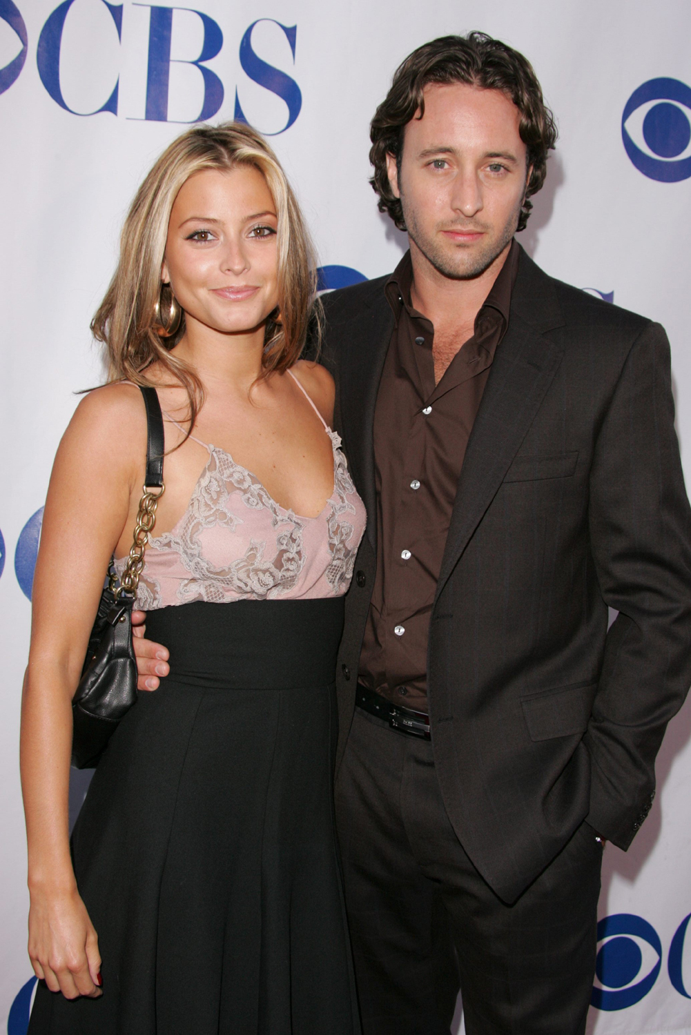Alex O Loughlin Hookup Lauren German