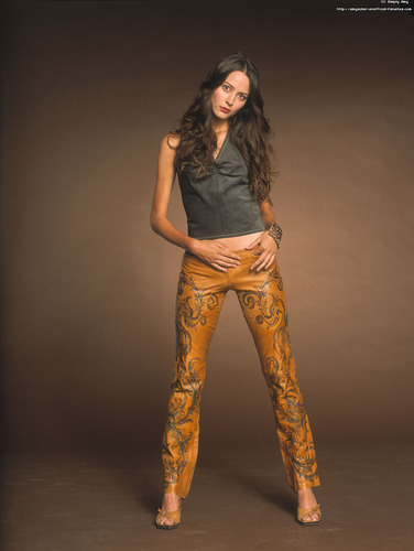 malaikat wallpaper probably with a hip boot, a legging, and a koktil, koktail dress entitled Amy Acker