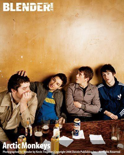 Arctic Monkey