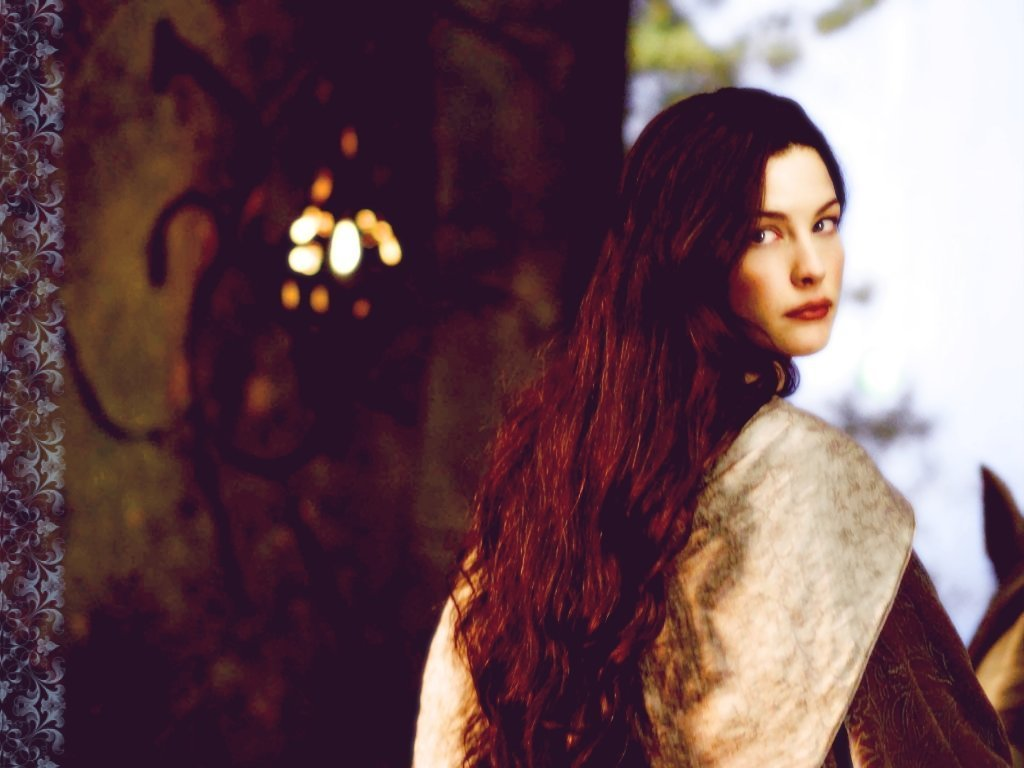 Lord Of The Rings Images Arwen Hd Wallpaper And Background