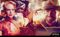 Australia - Drover and Sarah Ashley - australia-a-baz-luhrmann-film wallpaper
