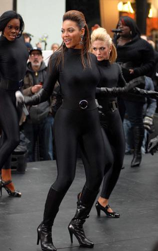 Beyonce on The Today tunjuk