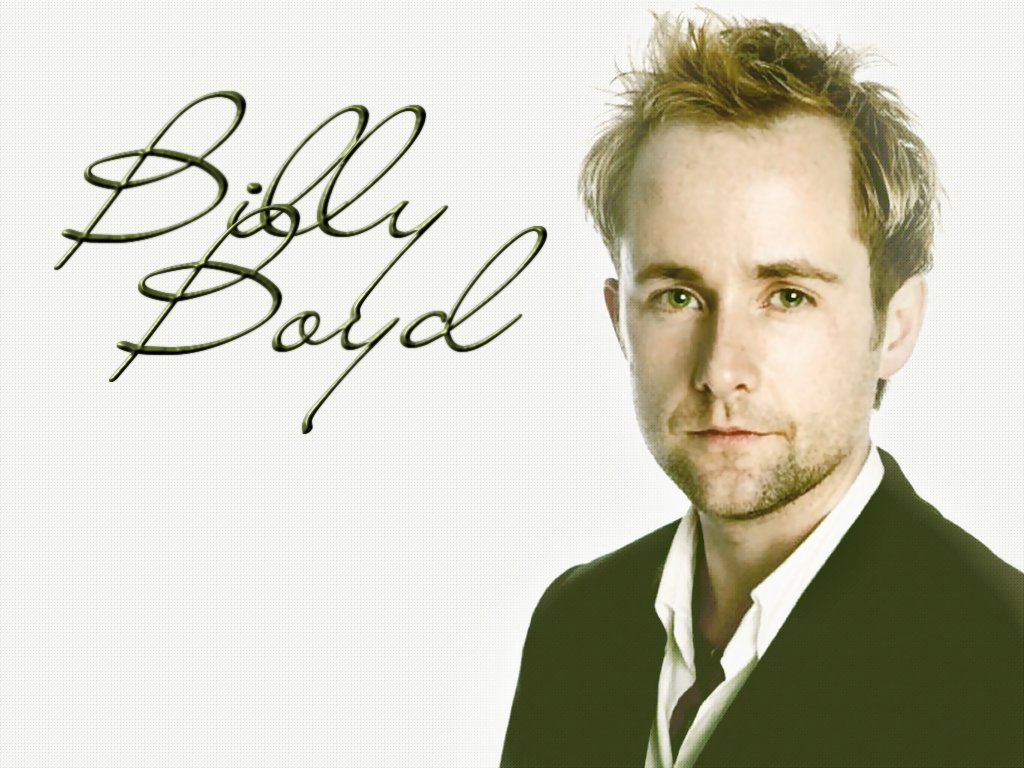 Billy Boyd - Lord of the Rings Wallpaper (3067381) - Fanpop