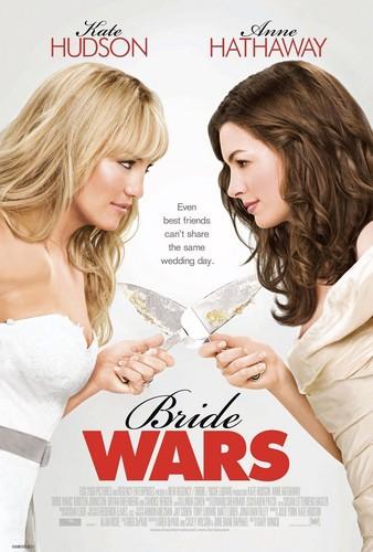Bride Wars posters