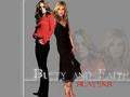 Buffy and Faith (: