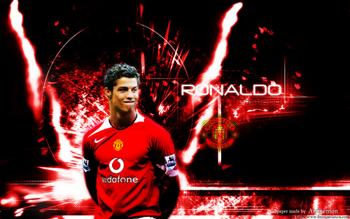 Cristiano Ronaldo wallpaper titled CR7