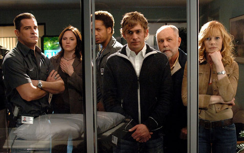CSI:LV Cast