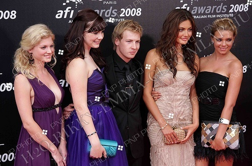 Cariba, Brittany, Angus, Phoebe, Indiana