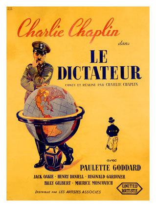 Charlie Chaplin Posters