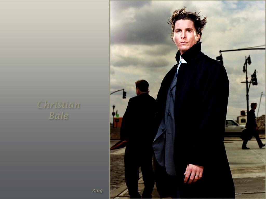Christian Bale - Gallery Photo