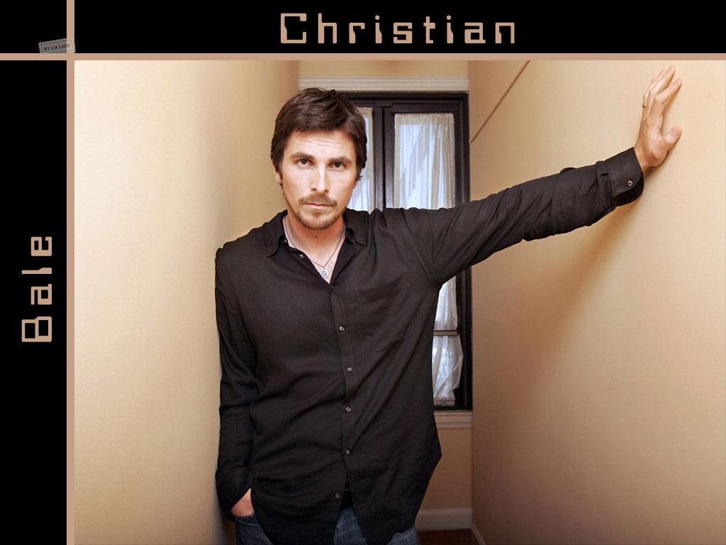Christian Bale - Christian Bale Wallpaper (3031399) - Fanpop Christian Bale House