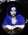 Christina Ricci as Raven02 - raven fan art