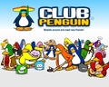 Club Penguin Wallpaper
