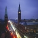 Copenhagen ícones
