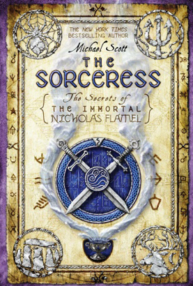 Cover of The Sorceress