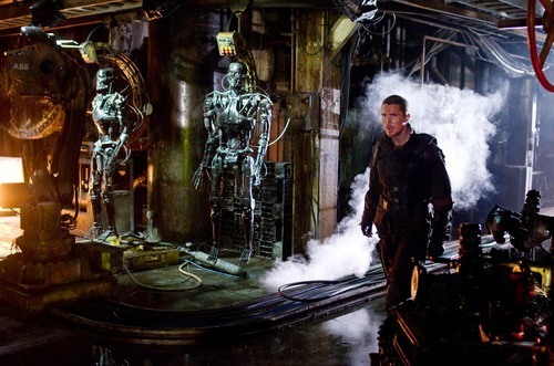 "Cyber Factory from upcoming ""Terminator Salvation"""