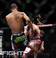 Dale Hartt vs. Corey Hill - mma photo